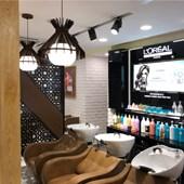 Salon Interior Design Services by Just Interior